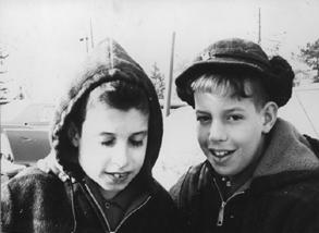 photograph autistic siblings