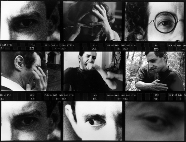 Contact sheet autistic brother