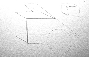 Sketch -Abstract Spatial Elements