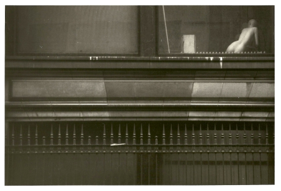 Photograph - B. Altman Window - 34th Street and Madison