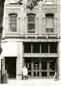 Photograph - Bowie and Weatherford Booksellers