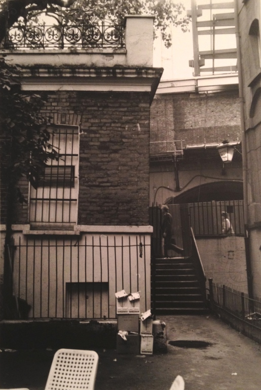 Photograph - Tilted House in London