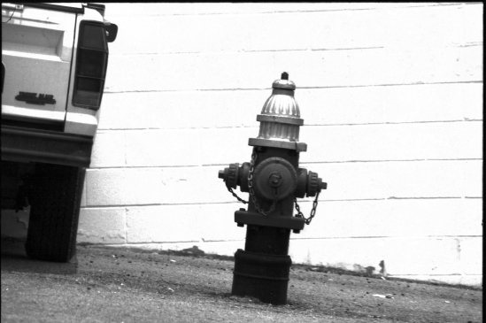 Photography - Fire Hydrant - Nashville Flea Market