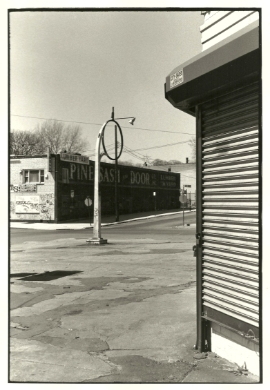 Photograph - 14th Avenue, Brooklyn. The Pine Sash and Door Lumber Co