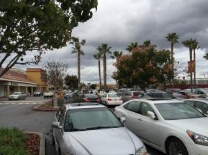 Digital Photograph: Parking Lot #2