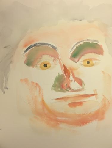 Watercolor: Portrait