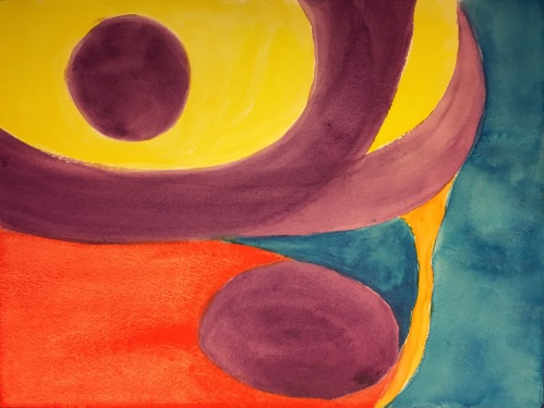 Watercolor: Abstract - 4th Generation