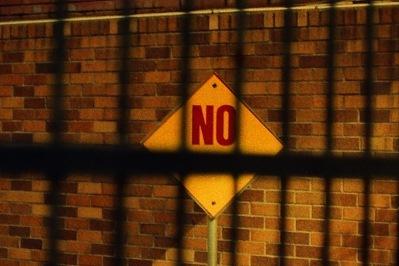 Photograph: No Sign