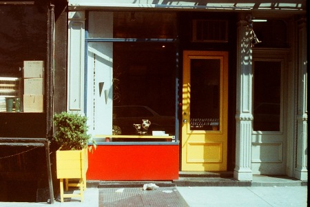 Photograph: Storefront in Color