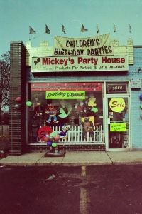 Photograph: Storefront - Mickey's Party House