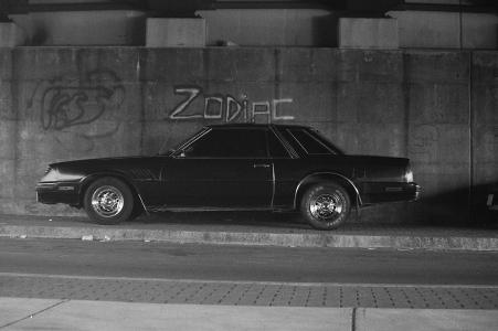 Photograph: Zodiac Under Bridge - Albany, NY, 1988