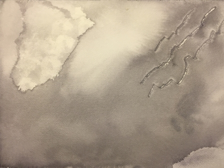 Watercolor: Stage 1 Storm
