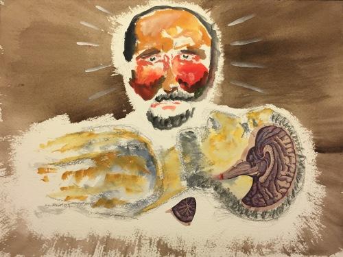Watercolor: Summary of Dream