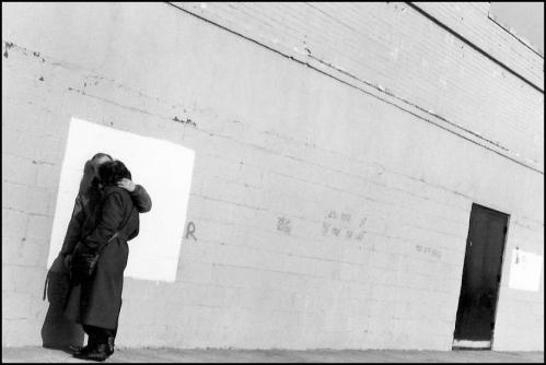 Photograph: Valentines on Coney Island Boardwalk