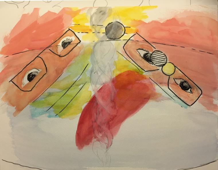 Watercolor: Impression