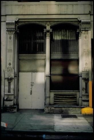 Photograph: Side Street, NYC