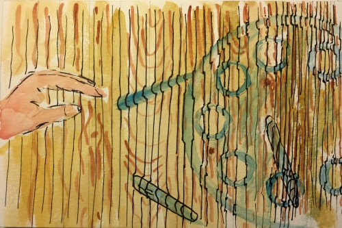Watercolor: Dream Image