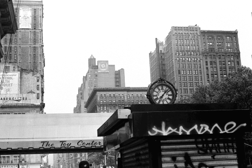 Photograph: 5th Ave and 23rd St Looking North