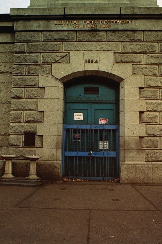 Photograph: Central Park Reservoir Building