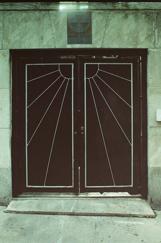 Photograph: Upper West Side Door