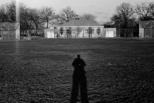 Photograph: Self Portrait - Brooklyn Shadow