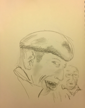 Sketch: Mike and Dad - Leap Year 1992