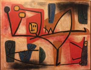 High Spirits, 1939 Paul Klee