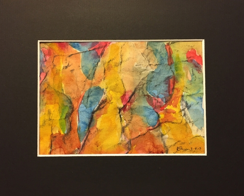 Matted Crumple of 2-9-17