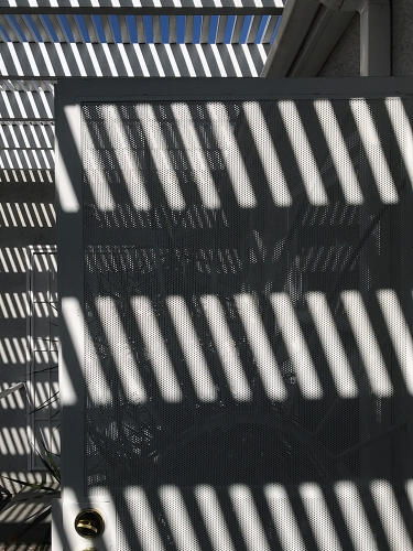 Photograph: More Shadow Stripes