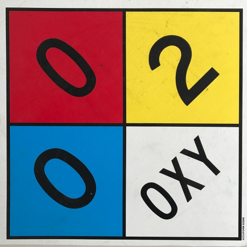 Photograph: Mondrian 002 Found