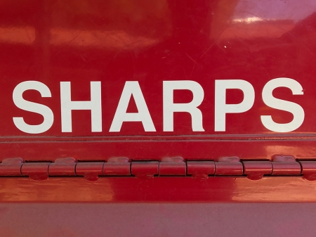 Photograph: Sign Sharps 061817