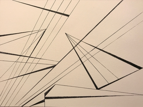 Pen and Ink: Lines at Angles 070117