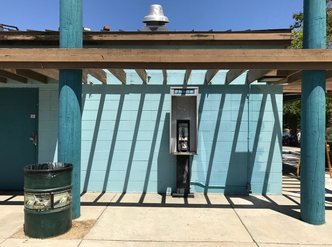 Photograph: Phone Booth 070117