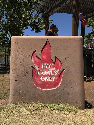 Photograph: Street Photograph - Hot Coals Only 070117