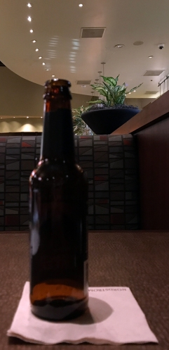 Photography: Newly Opened Beer Bottle 092517