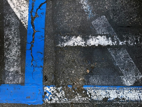 Photography: Street Photography - Parking Lot 'L' 102817