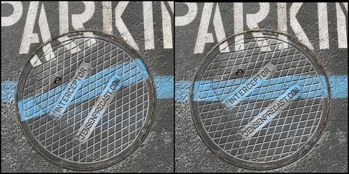 Photography: Interceptor Manhole Cover 102117