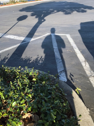 Photography: Parking Lot Shadows 103117