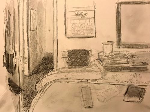 Sketch: Alternate Studio 121117