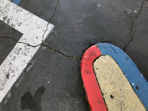 Photography: Street Photography - Parking Lot Inequality 121817