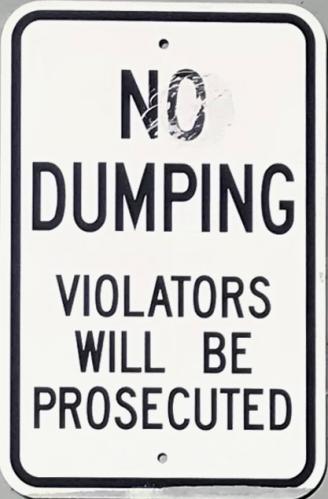 Photography: Street Photography - Violators Prosecuted 121017