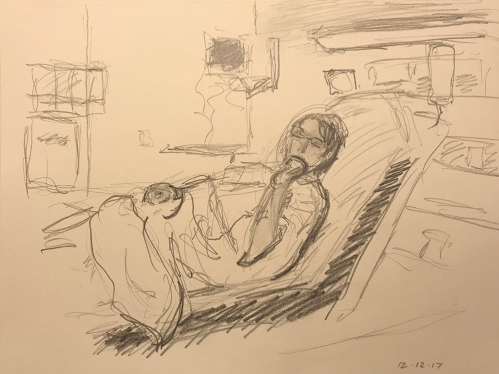 Sketch: Hospital Room with Temp 121217