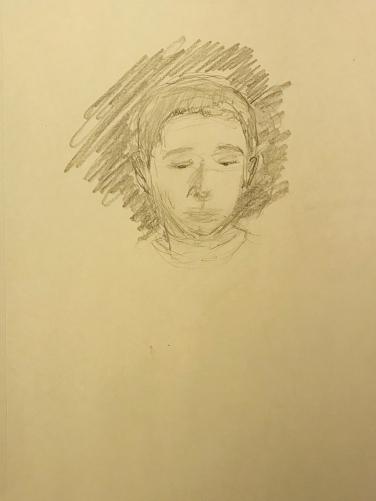 Sketch: Portrait - William 122317