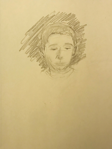 Sketch: Portrait - William 122317