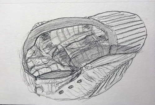 Sketch: New Cap 010418