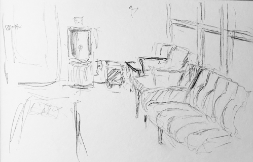 Sketch: Waiting Area 020718