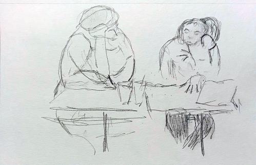 Sketch: Pencil - Session