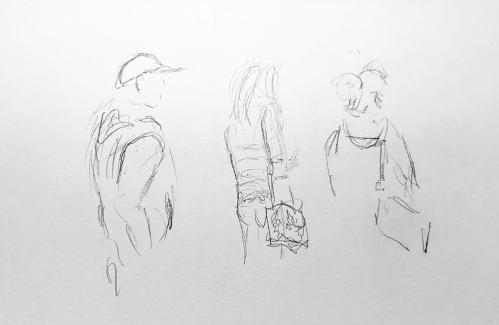 Sketch: Pencil - The Line