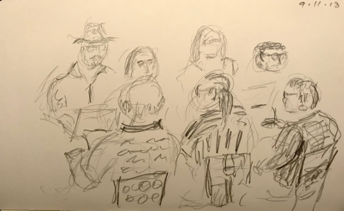 Sketch: Pencil - Discussion