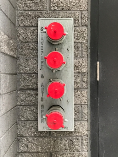 Photography: Street Photography - Standpipe Auto Spkr and Hinge